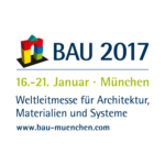 Treffen Sie uns auf der BAU 2017 in München