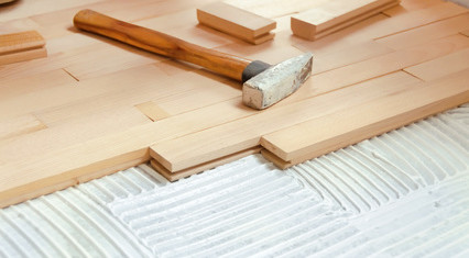 Wood Flooring Installation