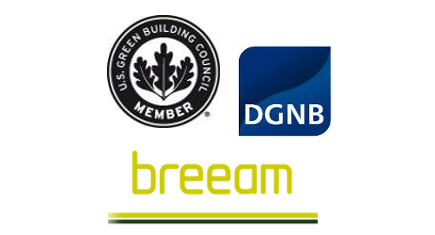 Gebäudezertifizierung-LEED-DGNB-BREEAM