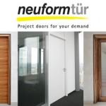 Neuform Türenwerk fulfills LEED and DGNB criteria