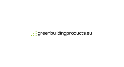 newsletter greenbuildingproducts.eu