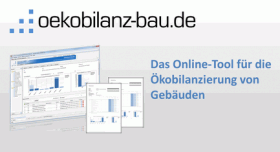 oekobilanz-bau.de – Das Online Tool für die Ökobilanzierung von Gebäuden