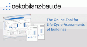 oekobilanz-bau.de – The Online-Tool for Life-Cycle-Assessments of buildings